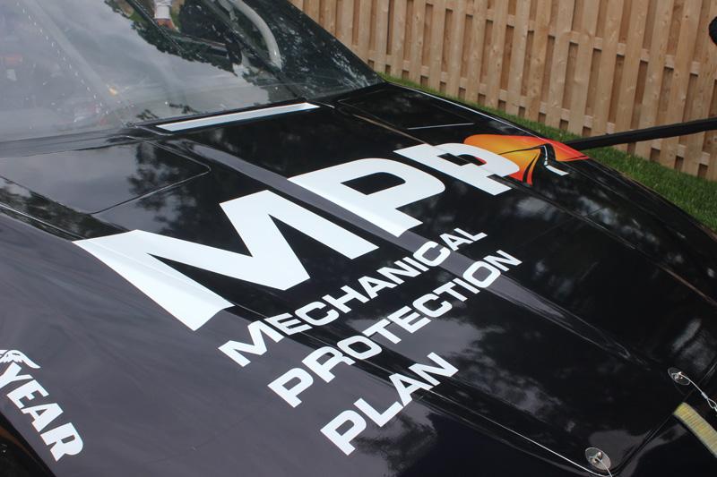 MPP Sponsors Sprint Cup Car | MPP - Mechanical Protection Plan