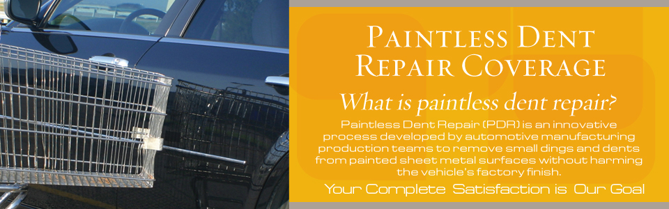 Paintless Dent Repair >> Paintless Dent Repair Coverage | MPP - Mechanical ...